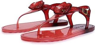 Women's Tea Rose Jelly Sandal