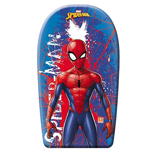 Mondo Toys - Body Board Marvel Spiderman - Tavola da Surf per bambini - 84 cm - 11196