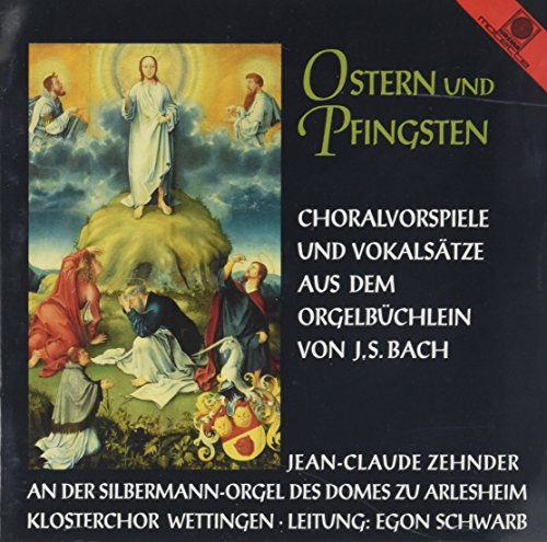 Die Silbermann-Orgel des Domes zu Arlesheim (Bach: Ostern und Pfingsten)
