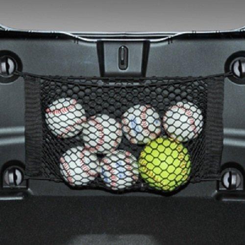 Envelope Style Trunk Cargo Net for Chevrolet Camaro 2016 2017 2018 2019 2020