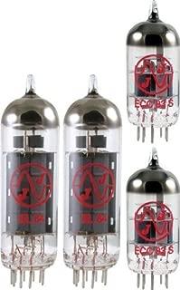 Vacuum Tube Set for Vox AC15 / AC15CC, JJ brand, Apex Matched