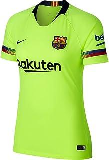 2018/19 FC Barcelona Stadium Away Women's Soccer Jersey