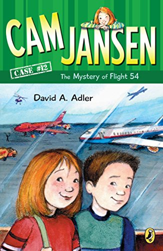 Cam Jansen: the Mystery of Flight 54 #12の詳細を見る