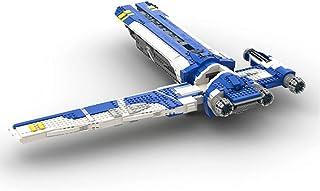 1791 PCS Building Block Compatible with Lego Mantis (Fallen Order) Spacecraft, Puzzle Toy Technic Super Racing RC Car Kit,...