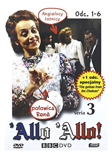 'Allo 'Allo! Season 3 [2DVD] (IMPORT) (No hay versión española)