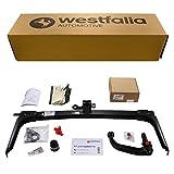 Abnehmbare Westfalia Anhängerkupplung für Yeti (ab BJ 08/2009) im Set mit 13-poligem fahrzeugspezifischen Westfalia Elektrosatz