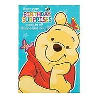 ホールマークWinnie the Pooh誕生日カード'すべての形状とサイズ'–Medium
