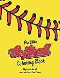 The Elite Softball Coloring Book