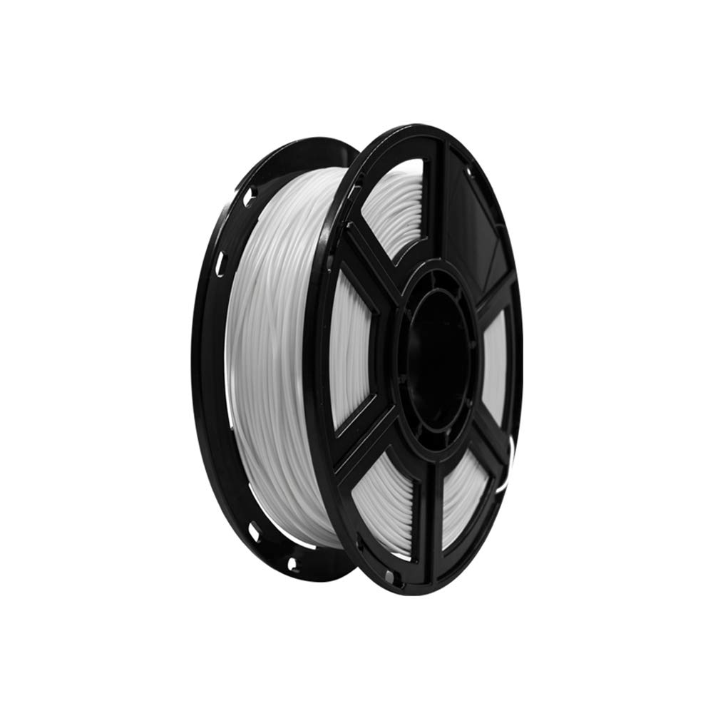Amazon Com Flashforge Pla 1 75mm 3d Printer Filaments 0 5kg Spool Dimensional Accuracy 0 05mm For Finder And Adventurer 3 Black Office Products