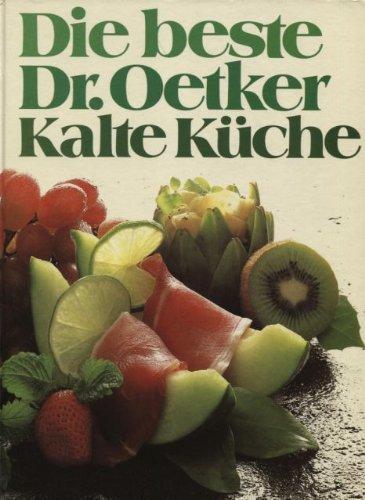 Die beste Dr. Oetker kalte Küche