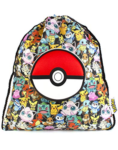 Pokemon Gotta Catch Em All Entrenador Bolsa