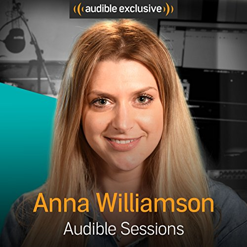 Anna Williamson audiobook cover art