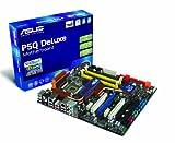 ASUS P5Q Deluxe LGA775 Intel P45 DDR2-1200 ATX Motherboard