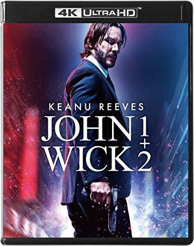 ジョン・ウィック 1+2 4K ULTRA HDスペシャル・コレクション[初回生産限定] [Blu-ray]