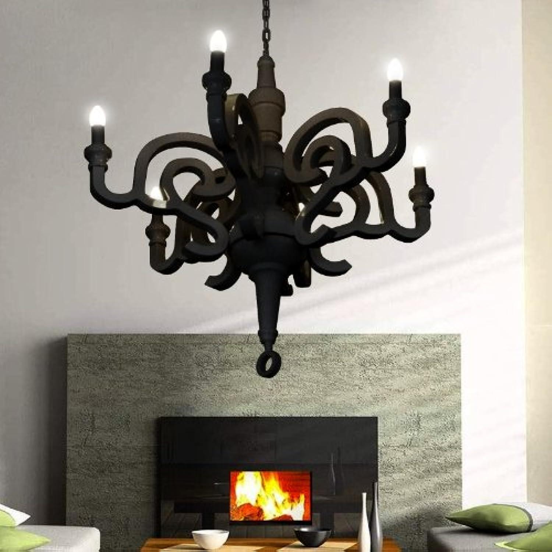 GaGa Lamp Design Kronleuchter Holz schwarz 6x40 W E14 Durchmesser Durchmesser Durchmesser 70cm B00FGTPTB0 | Deutschland Online Shop  88ea83