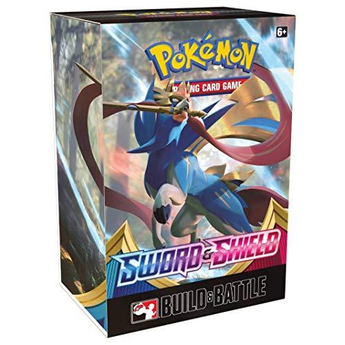 Pokemon Sword&Shield Build&Battle Box