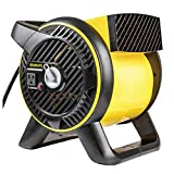 STANLEY ST-310A-120 Air Blower, 12', Yellow