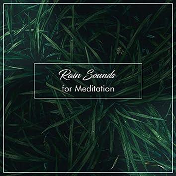 #16 Meditation Rain Album for Practicing Yoga