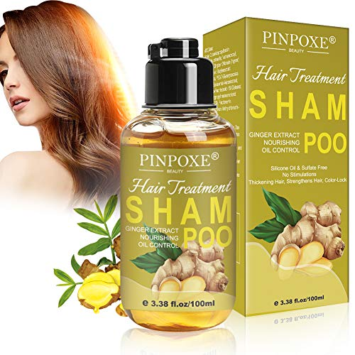 Hair Growth Shampoo,Hair Loss shampoo, Anti-Hair Loss Shampoo, Hair Treatment Shampoo, Helps Stop Hair Loss, Grow Hair Fast, Hair Loss Treatment for Men & Women,Increase thickness and shine for hair