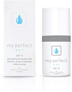 The Perfect Cosmetics Company My Perfect Day Anti-Aging Cream with SPF 15 Protection, 15ml