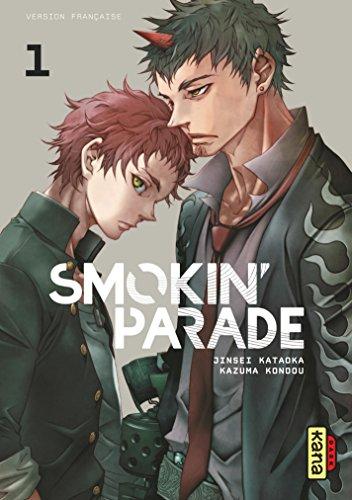 Smokin' Parade, tome 1