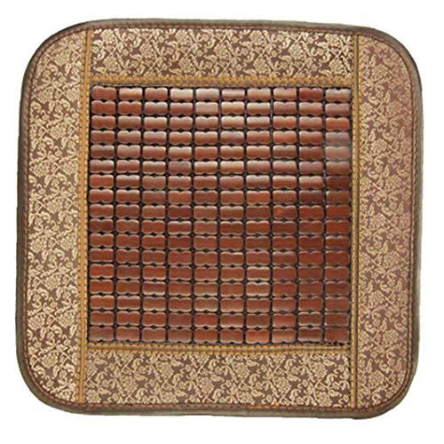 PiniceCore Startseite Stuhl Mouldproof Breathable Bequeme Kühle Pads Auto, Das Bambussitzkissen Comfort Atmungsaktiv Car Mat