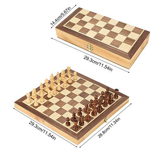Jeu de Dames d'échecs Magnétique...