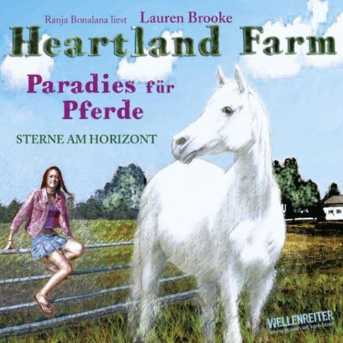 Heartland Farm. Paradies für Pferde cover art