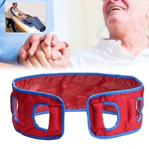 XHDMJ Patient Lift Sling Transfer Gürtel Mit Griffen Für Begrenzte Mobilität Turner Patienten Pflege Sicherheit Mobilitätshilfen Gangart Für Ältere Behinderung