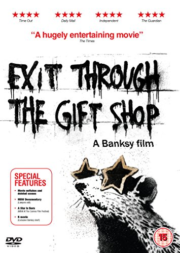 Exit Through The Gift Shop [DVD] [UK Import]