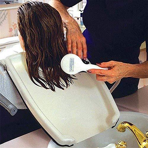 GLJY Haarwaschschale Tragbare Reinigerwanne Waschbeckenablage Medizinischer Hauptpatient,Grau