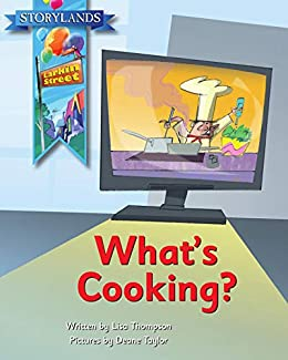 What's Cooking?: A Storylands, Larkin Street Book by [Lisa Thompson, Reading Eggs, Deane Taylor]