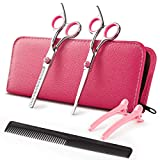 Best Hair Scissors - Hair Cutting Scissors, Professional Barber Hair Japanese Stainless Review