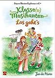 Klasse(N) Musikanten - Posaune/Bariton (Bc): Los Geht's - 24 Progressive SpielstuCke fur BlaSerklassen Im Grundschulalter