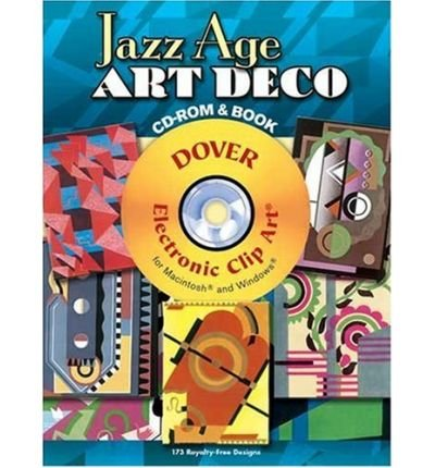 Jazz Age Art Deco [With CDROM][ JAZZ AGE ART DECO [WITH CDROM] ] By Gladky, Serge ( Author )Nov-02-2007 Paperback