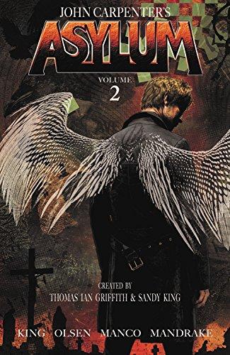 John Carpenter's Asylum Volume 2