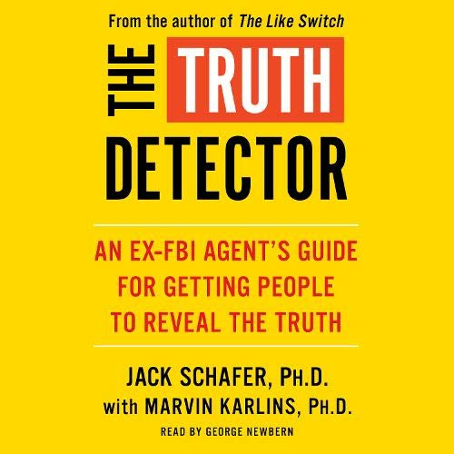 The Truth Detector cover art