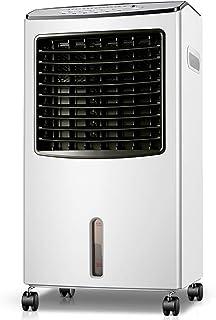 Clocks Aire AcondicionadoL Aire Acondicionado con Mando Bajo Consumo Control Remoto 7.5 Horas Temporizador con Ruedas Purificador De Aire