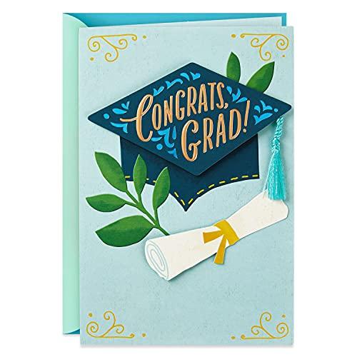 Hallmark Graduation Card (So Much to Celebrate)