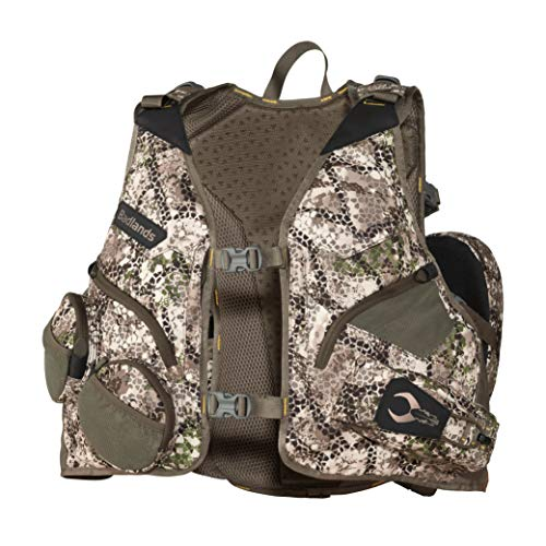 Badlands Upland Turkey Hunting Vest with 5-Layer Foam Seat