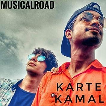 Karte Kamal