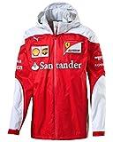 Scuderia Ferrari Herren Jacke Rot Rot -