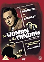 Woman In The Window [DVD] by Edward G. Robinson