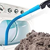 Holikme Dryer Vent Cleaner Kit Vacuum Hose...