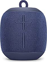 Ultimate Ears Wonderboom Denim Blue Portable Waterproof Bluetooth Speaker - 984-001434 (Renewed)