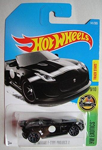 Hot Wheels 2017 HW Exotics