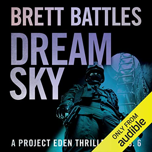 Dream Sky audiobook cover art