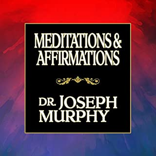 Meditations & Affirmations audiobook cover art