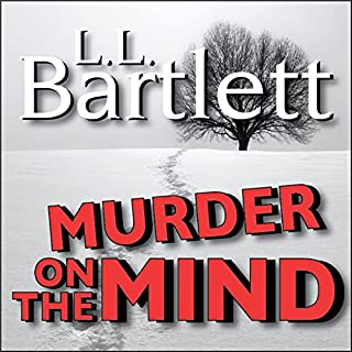 Murder on the Mind audiobook cover art