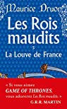 Les Rois maudits, tome 5 : La Louve de France par Druon